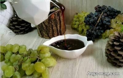 بررسی خواص شیره انگور