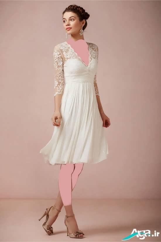 انواع جدید مدل لباس عروس