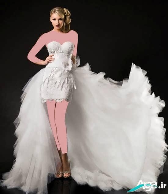 لباس عروس جذاب و ایده آل