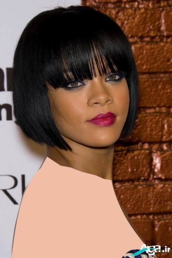 زیبا ترین مدل مو برای موهای کم پشت