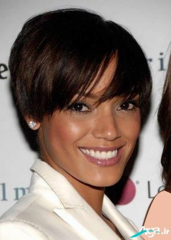 مدل مو برای موهای کم پشت