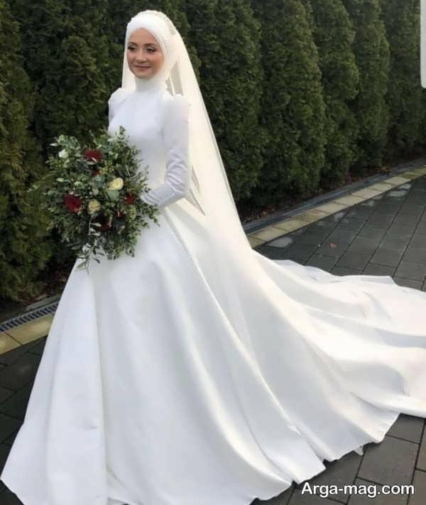 لباس عروس معمولی جددید