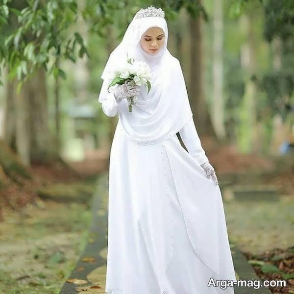 مدل به روز لباس عروس معمولی