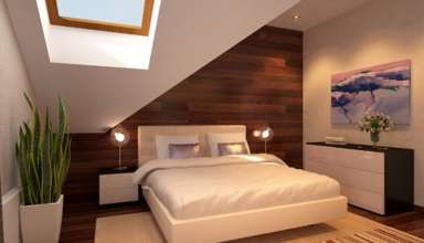 دکوراسیون اتاق خواب کوچک