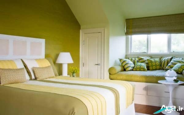 چیدمان اتاق خواب جدید