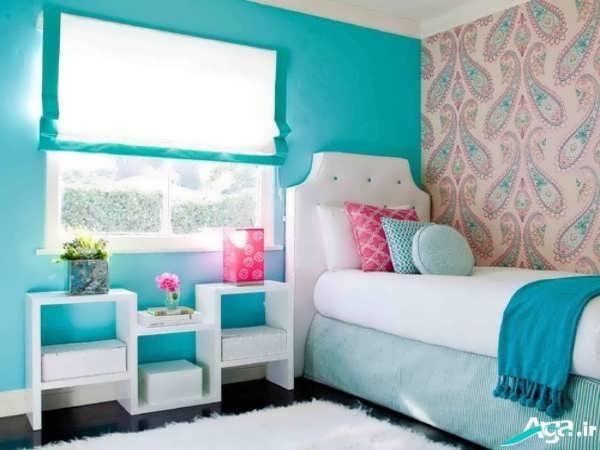 دکوراسیون داخلی اتاق خواب کوچک