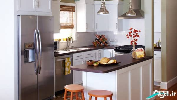 طراحی دکوراسیو نآشپزخانه مدرن