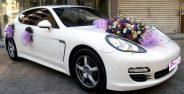 عکس ماشین عروس