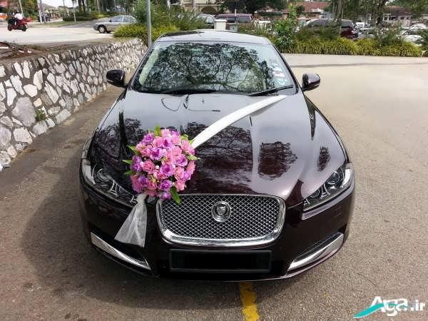 ماشین عروس زیبا و جدید