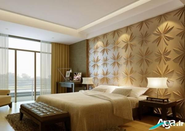 مدل کاغذدیواری اتاق خواب
