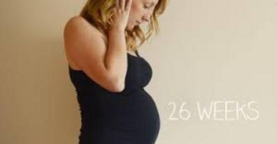 هفته 26 بارداری