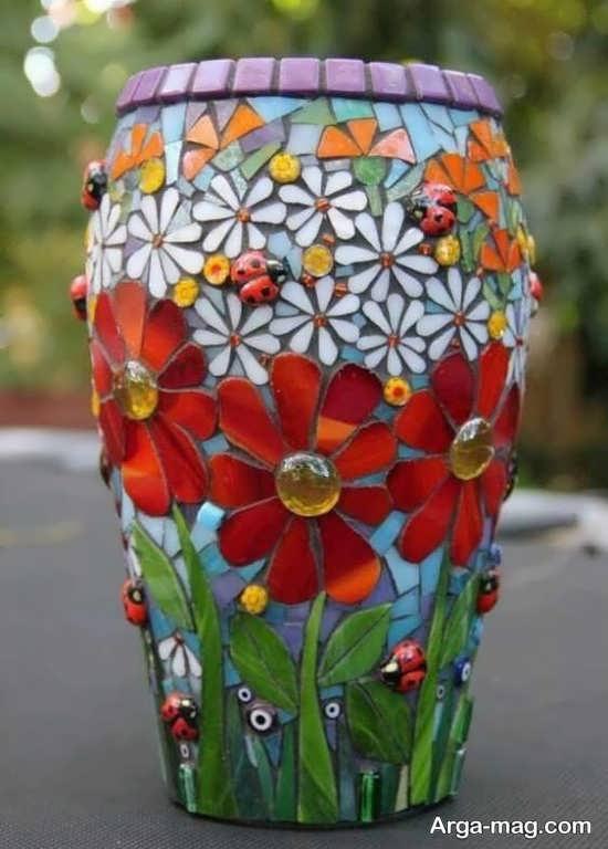 مدلهای دیزاین گلدان