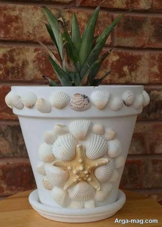 دیزاین شیک گلدان