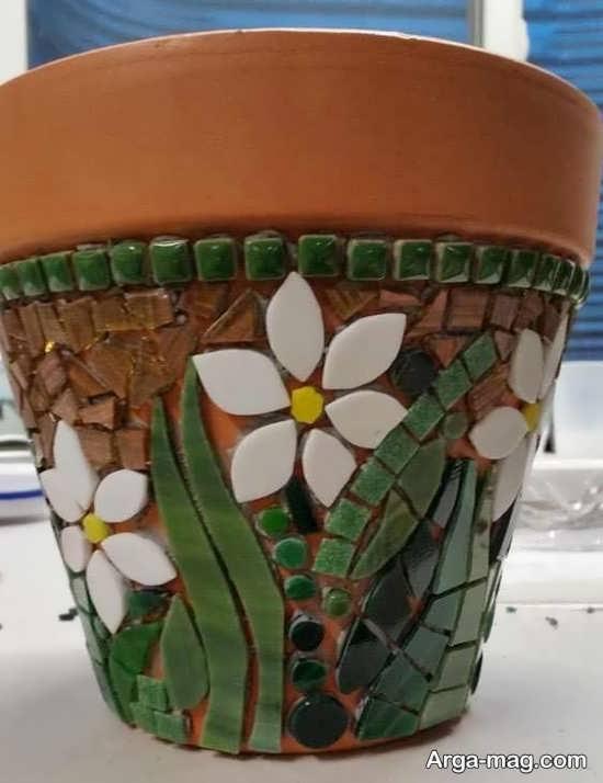 دیزاین زیبای گلدان