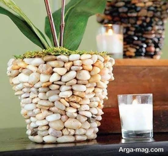 دیزاین خلاقانه گلدان