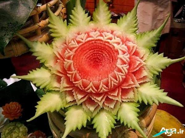 میوه آرایی جدید عروس