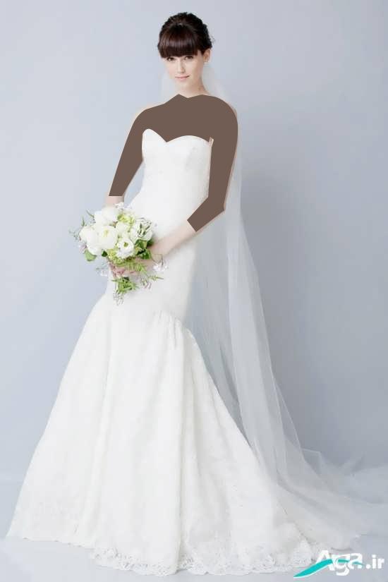 باس عروس و دسته گل عروس