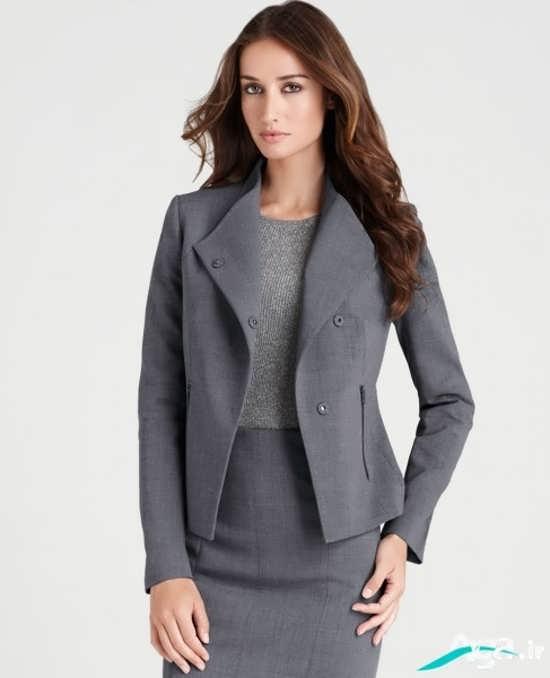 Women's coat collar model (8)