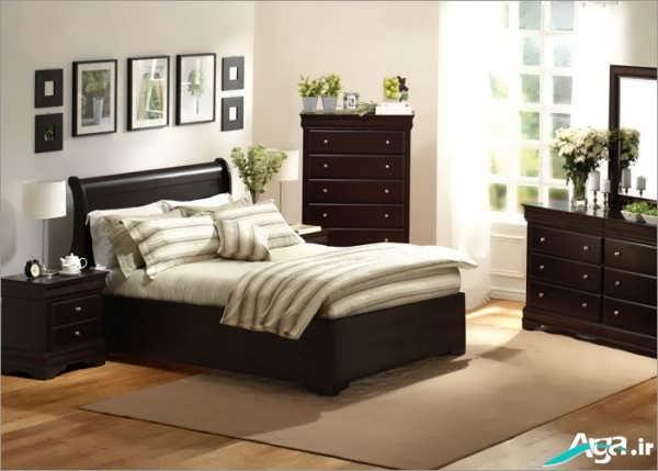 تختخواب شیک و زیبا