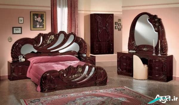مدل تختخواب عروس