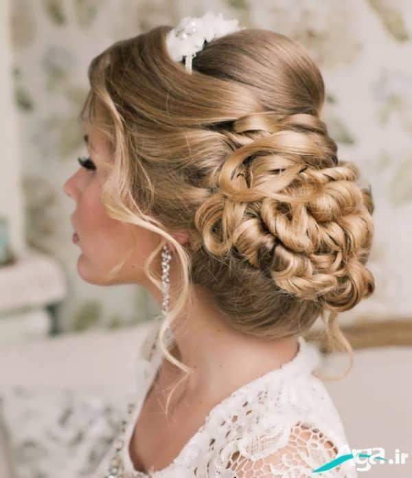 عکس جدید مدل موی عروس