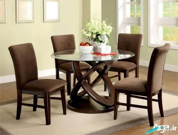 مدل میز آشپزخانه چوبی