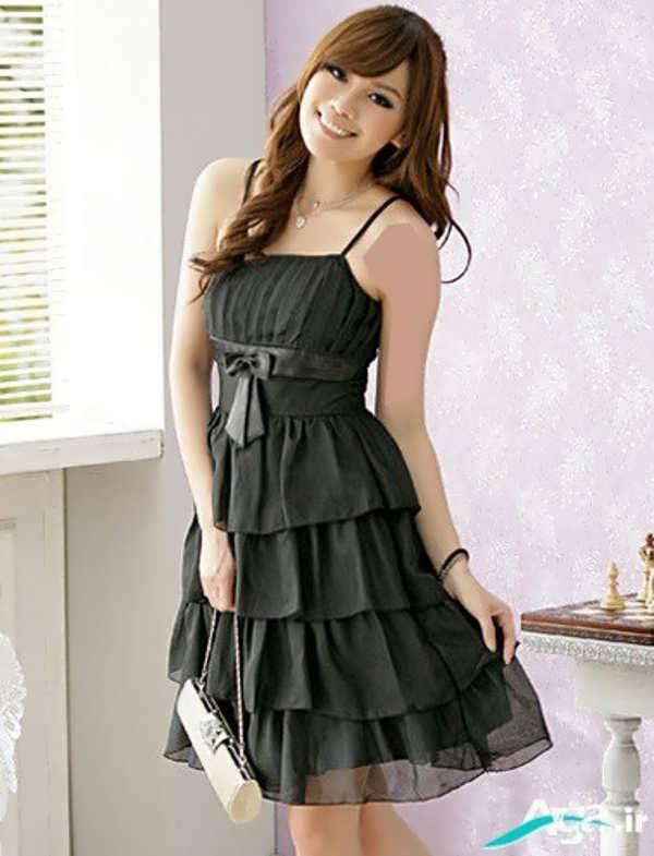 لباس مجلسی بند دار