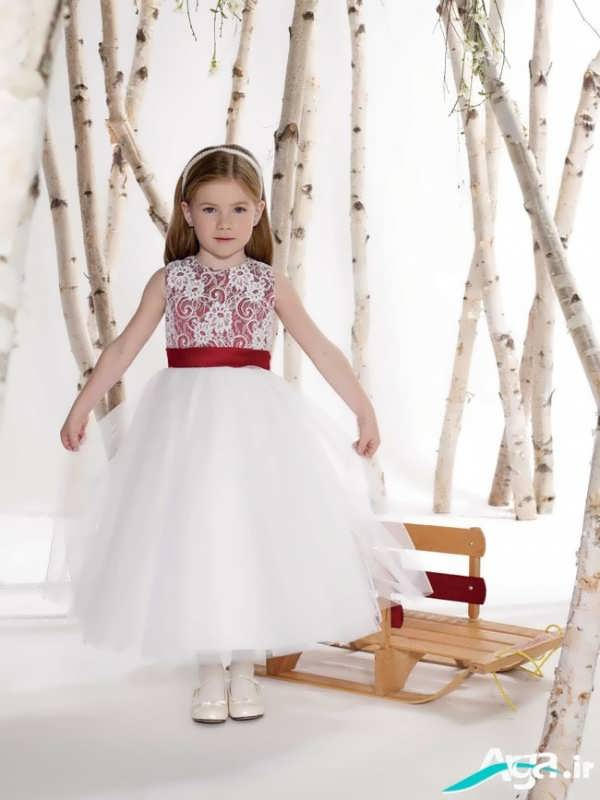لباس عروس مجلل