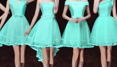 انواع لباس مجلسی دخترونه