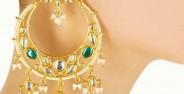 مدل گوشواره طلا زیبا