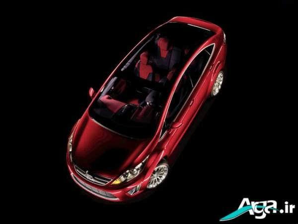 ماشین فورد زیبا