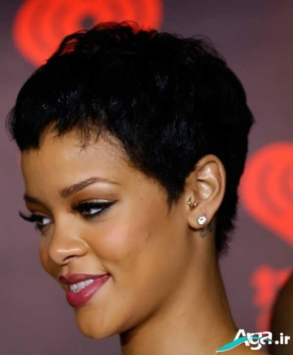 مدل موی باز بسیار زیبا