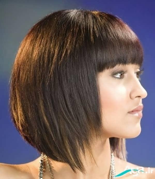 تصاویر مدل موی باز