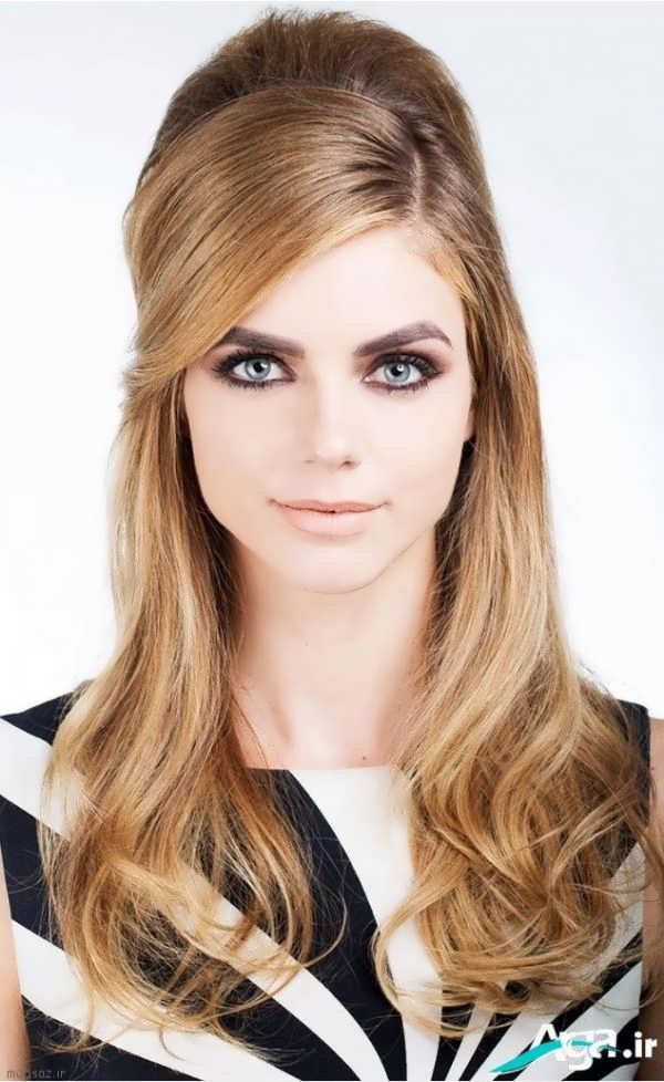 مدل مو دخترانه