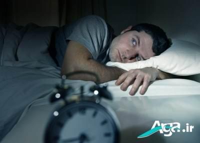 درمان بی خوابی