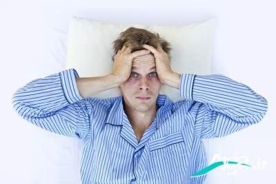ارتباط بی خوابی و تغییر سبک زندگی