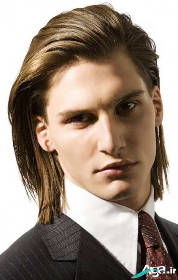 مدل موی پسرانه بلند
