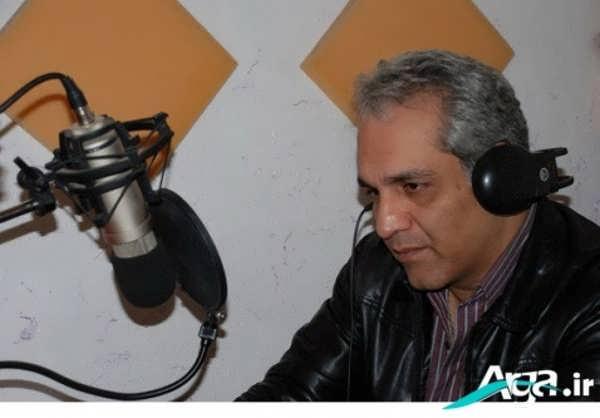 گویندگی مهران مدیری