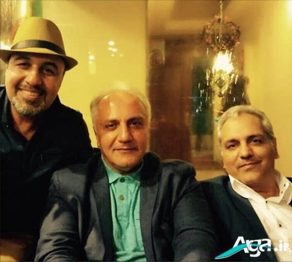 عکس های زیبا مهران مدیری