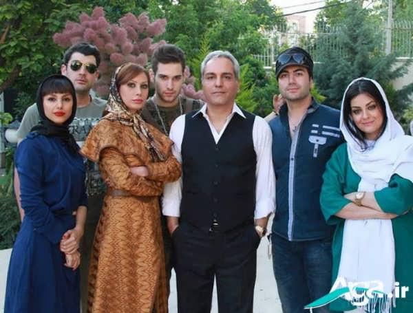 بیوگرافی مهران مدیری بازیگر توانا