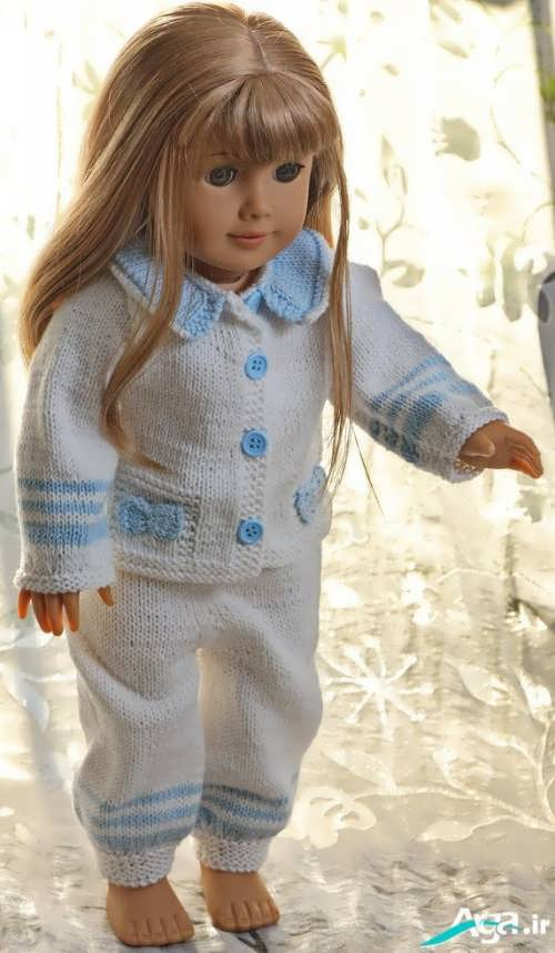 جدیدترین مدل بافتنی نوزاد