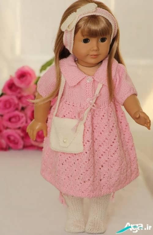 مدل بافتنی نوزاد دخترانه