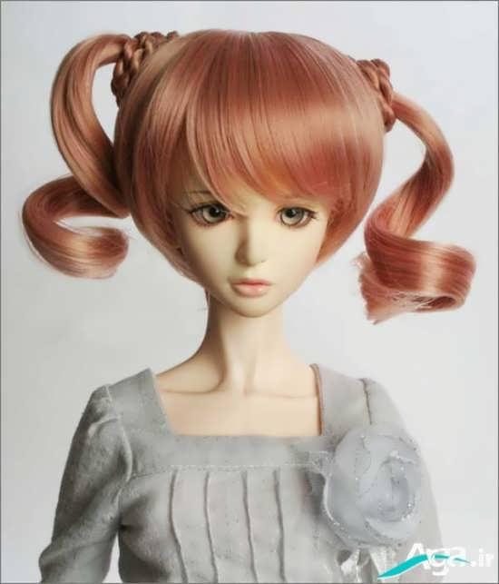 مدل های جدید موی عروسکی