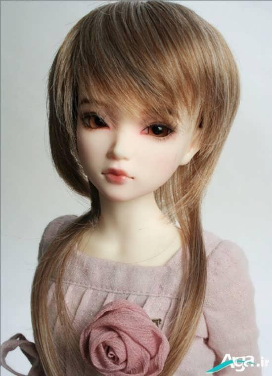 مدل موی دخترانه عروسکی جذاب