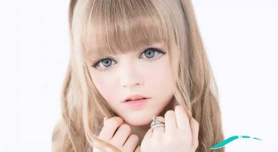 مدل مو بسیار زیبا عروسکی