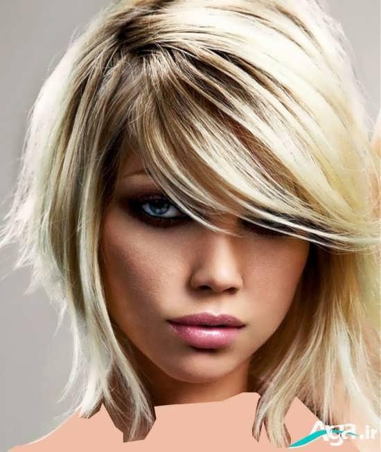 مدل موی بسیار زیبا عروسکی