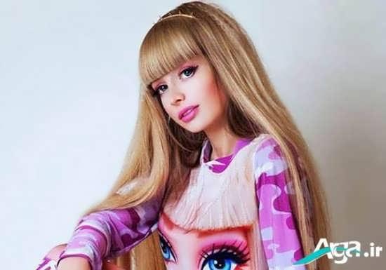 مدل مو شیک و جذاب عروسکی