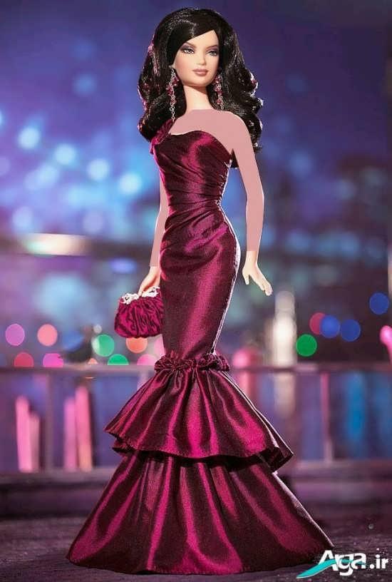 لباس مجلسی عروسکی