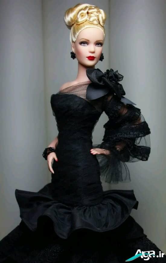 لباس عروسکی بلند