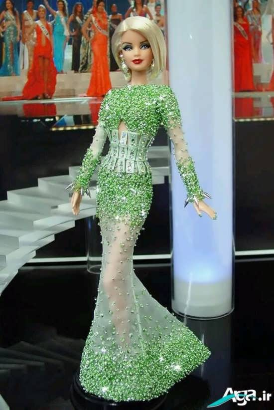لباس عروسکی 2016
